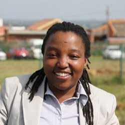 Dr. Ntlotleng Mabena